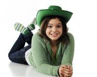 Waiting for St. Patrick's Celebration Royalty Free Stock Photo