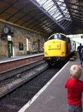 Pickering train station Royalty Free Stock Photos