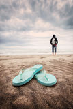 Waiting for summer. Royalty Free Stock Photography