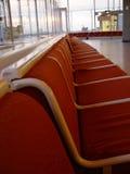 Waiting terminal. Airport waiting terminal Stock Images