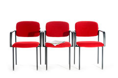Waitingroom Royalty Free Stock Photography