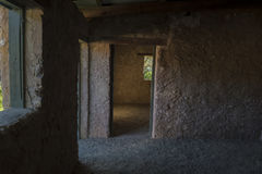 Inside Dennis Hut, Waitpinga, South Australia: Landscape Orienta Royalty Free Stock Image