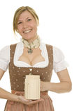 Waitress Stock Image
