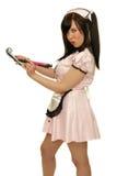 Waitress Stock Photo