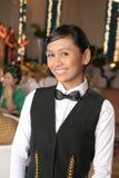 Waitress Royalty Free Stock Images