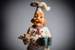 Waitress gypsum Stock Photography