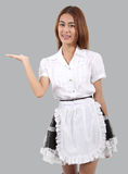 Waitress Royalty Free Stock Photos