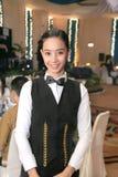Waitress uniform Stock Photos