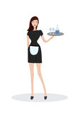 Waitress Stock Images
