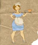 Waitresses Royalty Free Stock Image