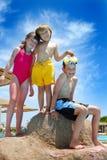 wakacje Zdjęcia Royalty Free