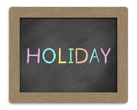 wakacje Fotografia Stock