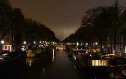 Wakacje Amsterdam i volendam krajobraz Obraz Royalty Free