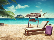 wakacje Lato Zdjęcie Stock
