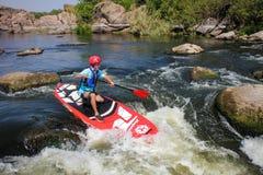 Wakacje letni wakacje podróż SUP Stoi w górę paddle deski obrazy royalty free