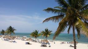 Wakacje na plaży Zdjęcie Royalty Free