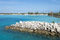 Wakacje Na wyspie karaibskiej Zdjęcia Stock