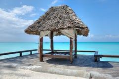 Wakacje na Zanzibar Zdjęcia Stock
