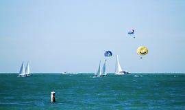 wakacje nad morze Fotografia Royalty Free