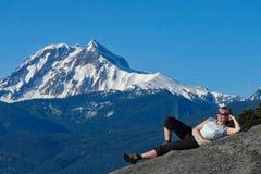Wakacje podróż wokoło Vancouver fotografia stock