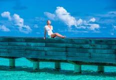 Wakacje relaks Obraz Stock