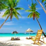 wakacje tropikalni Zdjęcia Stock