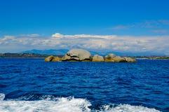 Wakacje w Corse Fotografia Stock