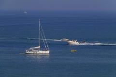 Wakacje w morzu Zdjęcie Stock