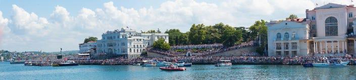 Wakacje w Sevastopol zdjęcie royalty free