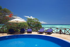 wakacje Zanzibar obrazy royalty free