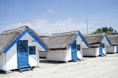 wakacji domy Fotografia Stock
