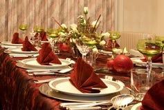 wakacyjna czerwony Fotografia Royalty Free