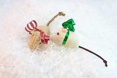 Wakacyjna kot zabawka Fotografia Royalty Free