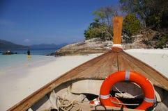 Wakacyjna wyspa Zdjęcie Stock