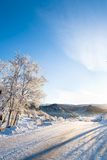 wakacyjna zima Zdjęcie Royalty Free