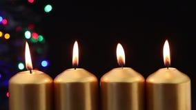 Wakacyjne świeczki zdjęcie wideo