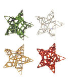 wakacyjne gwiazdy Zdjęcie Stock
