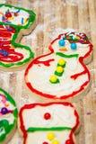 Wakacyjni ciastka Obrazy Stock