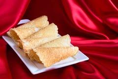 Wakacyjni ciastka Fotografia Stock
