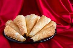 Wakacyjni ciastka Zdjęcia Royalty Free