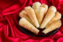 Wakacyjni ciastka Obraz Royalty Free