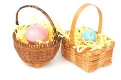 wakacyjni Easter jajka Zdjęcia Royalty Free