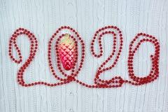 Wakacyjny dekoracyjny tło z dekoracyjnymi światłami Zdjęcia Royalty Free