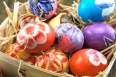 Wakacyjny Easter Zdjęcie Royalty Free