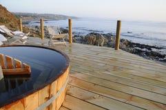 wakacyjny kurort Zdjęcie Royalty Free