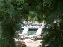 Wakacyjny kurort w Chorwacja obraz stock