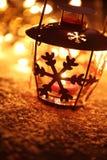 Wakacyjny lampion zdjęcia stock