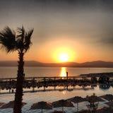 Wakacyjny obrazek w Turcja Obraz Royalty Free