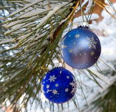 wakacyjny ornament Obrazy Stock