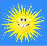 wakacyjny słońce Obraz Stock